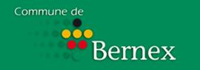 Logo commune de Bernex